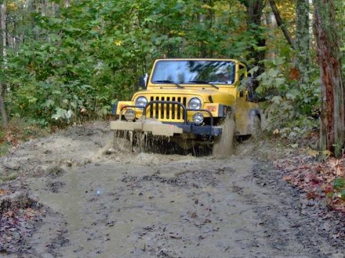 Gateway Cumberland's Jeep Jamboree