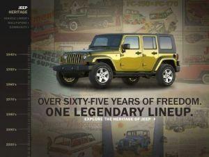 Jeep Legacy