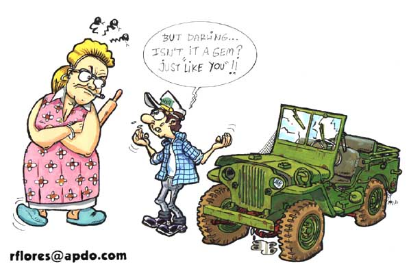 Attractive When Cruising Around The World Wide Web I Came Across A Couple Funnies I  Wanted To Share With Jeep Lovers Alike U2013 Just A Little Something Different  To Share ...