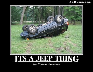 It's a Jeep thing!
