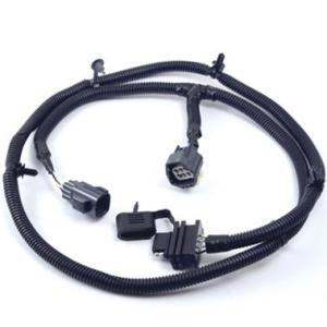 Astonishing Jk Wrangler Trailer Wiring Harness By Mopar Jeep Parts Wiring Digital Resources Funapmognl
