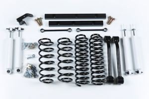 "4"" Foundation Series Kit for 1997-2006 Wrangler TJ by Iron Rock Off Road"