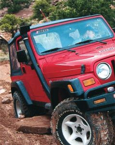ARB Snorkel, TJ ( 6 cyl) Built From Sept 1999-06