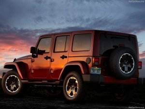 Jeep Wrangler Unlimited Altitude