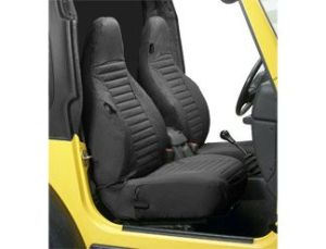 High-Back Bucket Seat Covers For Jeep 1997-02 Wrangler