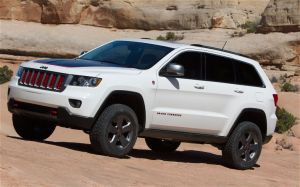 Jeep Grand Cherokee Trailhawk 2012