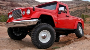 Jeep J12 Concept