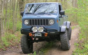 The Jeep Mighty FC Concept
